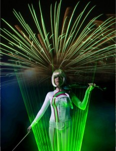 laserviolinist