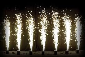 cold sparks